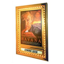 Premiere Series Rear Illuminated Framed Graphic Art