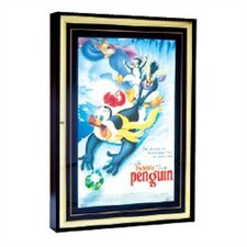 Classic Series Rear Illuminated Framed Graphic Art