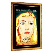 Artistic Framed Graphic Art