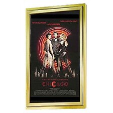 Deco Framed Graphic Art