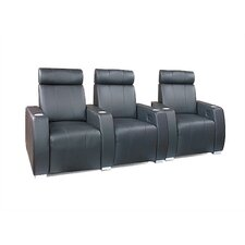 <strong>Bass</strong> Executive Home Theater Seating (Row of 3)