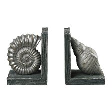 Shell Book End (Set of 2)
