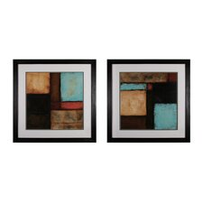 <strong>Sterling Industries</strong> Spa Impressions Wall Art (Set of 2)