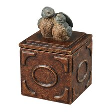<strong>Sterling Industries</strong> Nesting Birds Box