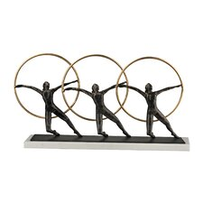 Ring Dancer Figurine