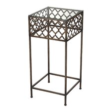 <strong>Sterling Industries</strong> Cheadle Moorish Pattern Accent Table