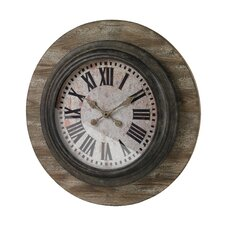 "Oversized 28"" Wall Clock"
