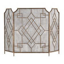 Dimond Iron Work Firescreen