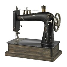 <strong>Sterling Industries</strong> Replica Sewing Machine