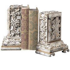 Carbed Book Ends (Set of 2)