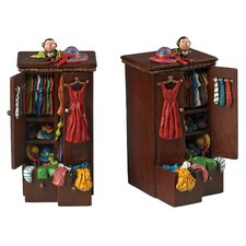 <strong>Sterling Industries</strong> Book Ends (Set of 2)