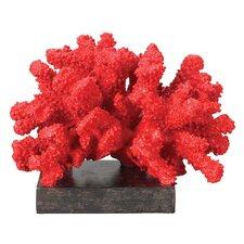 Fire Island Coral Figurine