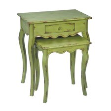 Verde 2 Piece Nesting Tables