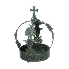 <strong>Sterling Industries</strong> King George Crown Figurine