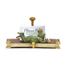 Superior Frog Card Holder