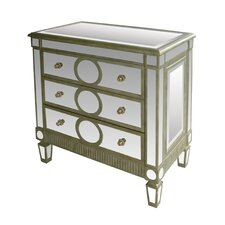 Ritz 3 Drawer Chest