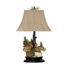 <strong>Sterling Industries</strong> Nesting Doves Table Lamp