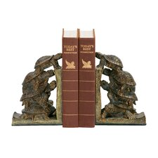 Turtle Tower Book End (Set of 2)
