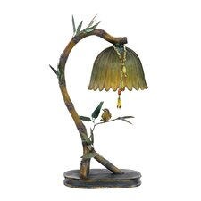 Perching Finch Table Lamp
