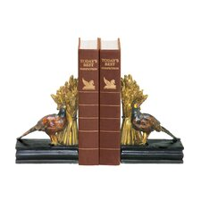 <strong>Sterling Industries</strong> Harvest Book Ends (Set of 2)