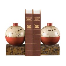 Fishing Bobber Book Ends (Set of 2)