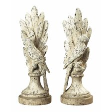 <strong>Sterling Industries</strong> Parrots Book Ends (Set of 2)
