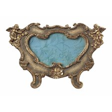 Florintine Scroll Oval Picture Frame