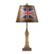 <strong>Sterling Industries</strong> Big Ben Table Lamp