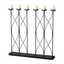 6 Candle Holder