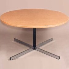 <strong>Ironwood</strong> Round Pedestal Base Table