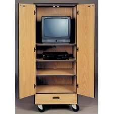 <strong>Ironwood</strong> 1000 Series Video Center Mobile Cabinet