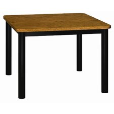 Square Glacier Library Table