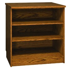 "<strong>Ironwood</strong> Library 3000 38"" Bookcase"