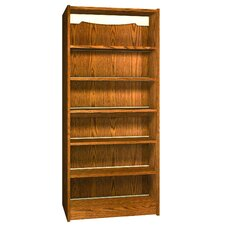 "Glacier 84"" Double Face Shelving"