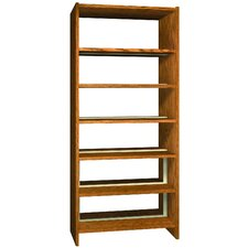 Glacier Double Face Shelving Base