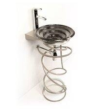 """Iron Becha 20"""" Single Bathroom Vanity Set"""