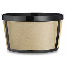 4 Cup Permanent Basket Style Coffee Filter