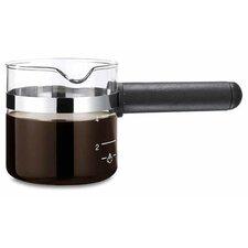 Universal 4 Cup Espresso Carafe in Black