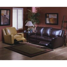 Mirage Reclining Leather Living Room Set