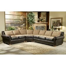 Vallarta Dreams Leather Sectional