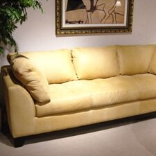 <strong>Omnia Furniture</strong> Espasio Leather  Sofa