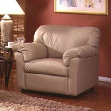 <strong>Omnia Furniture</strong> Tahoe Leather Chair