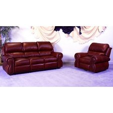 <strong>Omnia Furniture</strong> Cordova Sleeper Sofa Living Room Set