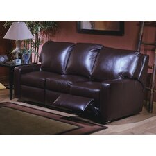 Mirage Leather Reclining Sofa