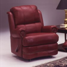 Morgan Leather Lift Chair Recliner