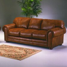 <strong>Omnia Furniture</strong> Winchester Cheyenne Leather Sofa