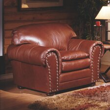 <strong>Omnia Furniture</strong> Torre Leather Chair