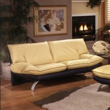 <strong>Omnia Furniture</strong> Princeton Leather Sofa