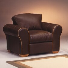 <strong>Omnia Furniture</strong> Scottsdale Leather Chair