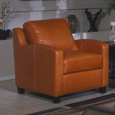 Chelsea Deco Leather Chair